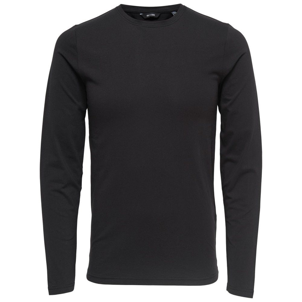 low price sale to buy sleek Only & Sons Long Sleeve T shirt 22010404