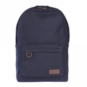 Barbour Carrbridge Backpack in Navy .uba0421