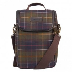 Barbour Tartan Cooler Bag .uac0179