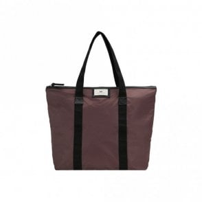 Day Birger et Mikkelsen Gwyneth Tote Bag in Dark Taupe .185475901