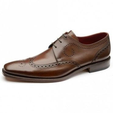 Loake Kruger dark brown