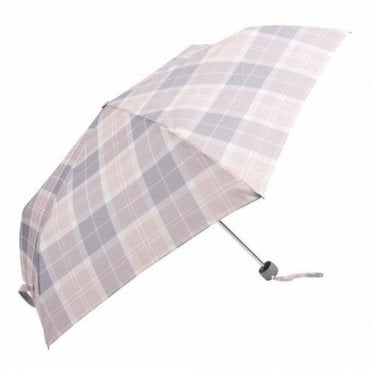 Barbour Portree Umbrella in Pink .lac0154