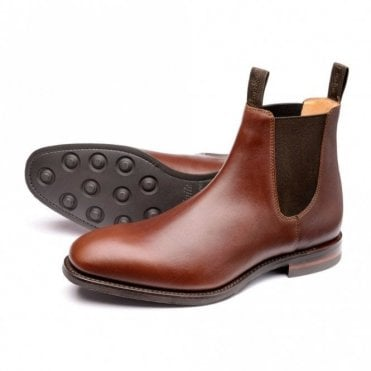 Loake Shoes Loa .chachr Brn.chachr